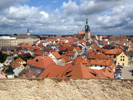 TABOR CASTLE VIEW