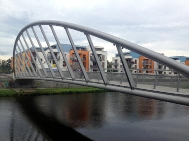 BIKE/PEDESTRIAN BRIDGE