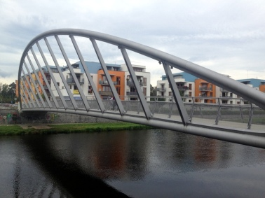 BIKE/PEDESTRIAN BRIDGE