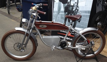 ITALIAN ELECTRIC BIKE