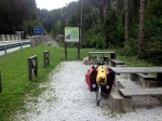 REST AREAS JUST FOR BIKERS