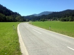 THE LOW CAR ROADS MAKE FOR STRESS FREE TOURING