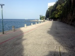 THE ESPLANADE WAS GREAT, I WENT SWIMMING EVERYDAY.