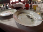ATE IT ALL