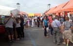 OVER 100 DIFFERENT BOOTHS AT THE SWEETS FESTIVAL