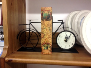 BIKE BOOK ENDS