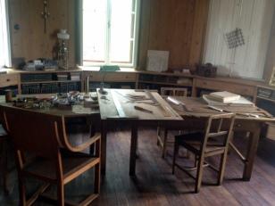 JOSE PLECNIK'S STUDIO