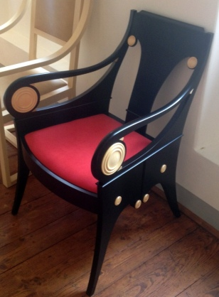 PLECNIK CHAIR DESIGN