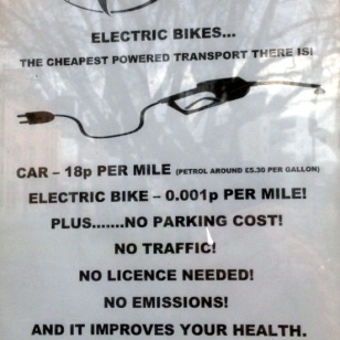 MORE FUN E-BIKE FACTS