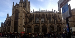 20 MINUTES IN BATH WAS MUCH TOO SHORT