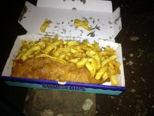 RATED BEST FISH & CHIPS IN BRISTOL