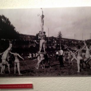GYMNASTICS EXIBITION