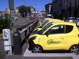 ELECTRIC CAR SHARE