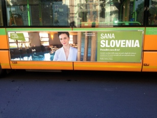 SLOVENIAN BUS AD YEA BABY