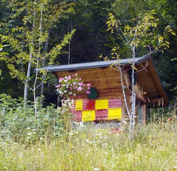 SLOVENIAN BEE HOUSE