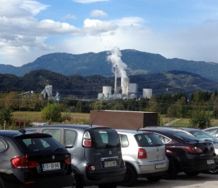 THE COAL POWER PLANT
