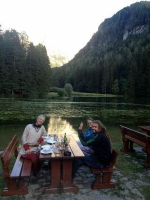 LAKE SIDE DINNER