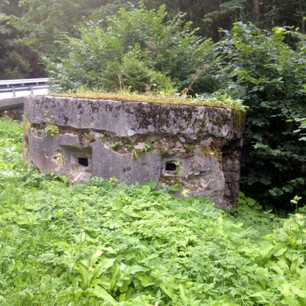 WW I GUARD STATION