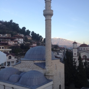 MOSQUE & CATHOLIC CHURCH
