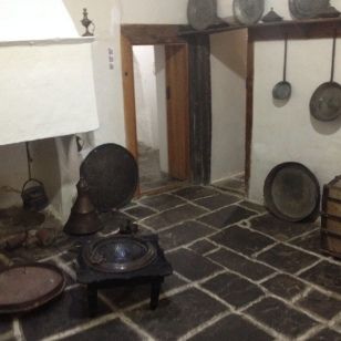 KITCHEN AT ETHNOGRAPHIC MUSEUM