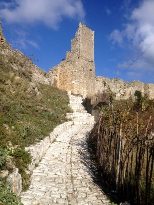 PATH TO CASTLE
