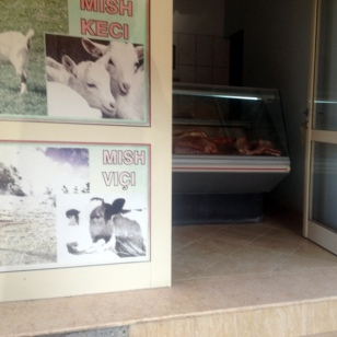 NICE PICTURES-AT THE MEAT MARKET