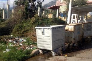 SAME ALBANIAN GARBAGE PROBLEM