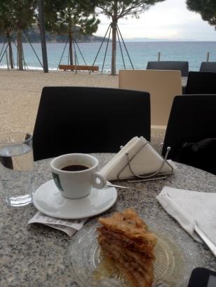 SEASIDE COFFEE & BAKLAVA