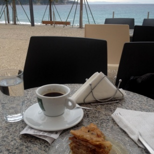 SEASIDE COFFEE & BAKLAVA
