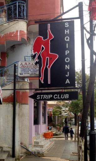 BRAND NEW STRIP CLUB