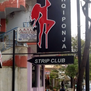 BRAND NEW STRIP CLUB