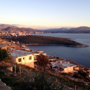VIEW OF SARANDA