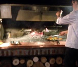 FIRE ROASTED FOOD