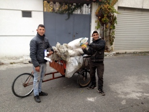 ROMA KIDS RECYCLING PLASTICS