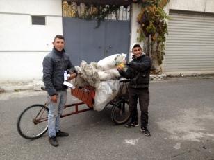ROMA KIDS RECYCLING PLASTICS