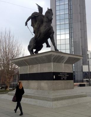 SKANDERBEG, ALBANIA'S WAR HERO 1443–47