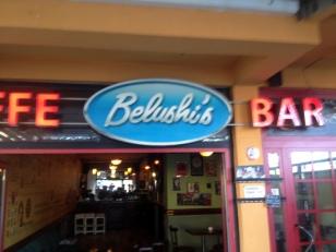 BELUSHI'S BAR