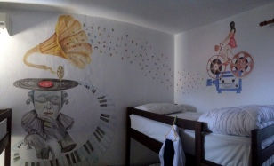 BRAND NEW HOSTELS ROOMS A ARKA