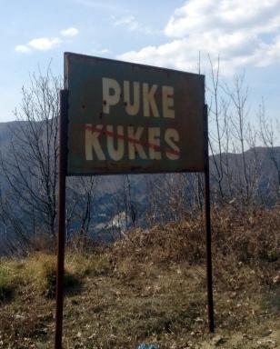 WELCOME TO PUKE