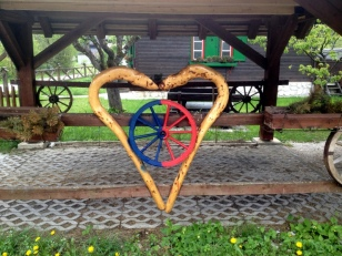 SLOVENIA USES THE HEART FOR MANY THINGS
