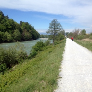 ANOTHER SLOVENIAN BIKE PATH