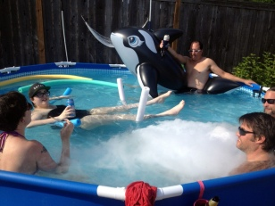 SWIMMING WITH DRY ICE AFTER SUNDAY PARKWAYS