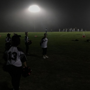FOGGY FOOTBALL