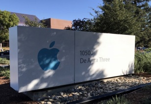 HOME OF APPLE